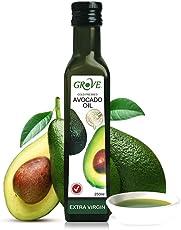 GROVE 柯罗芙 牛油果油食用油 多种维生素 4个月以上幼儿及孕妇食用 250ml(新西兰进口)