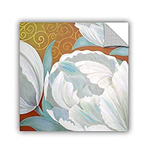 ArtWall Herb Dickinson's Christy's Tulip Art Appeelz 可移除图形墙艺术 14x14 0dic049a1414p
