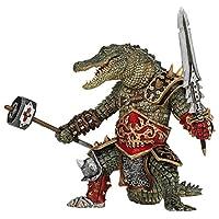 PAPO 法国 仿真收藏 动物模型 幻想世界系列 鳄鱼战士 38955