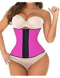 camellias 女式乳胶塑腰紧身胸衣适用于*塑定型 slimmer