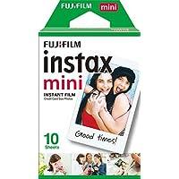 1x Fuji instax mini films usable with POLAROID Mio & 300–LOMO Diana 即时 BACK–小双人床星星 -