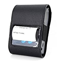 POS 热收据打印机 £¬ 编码收据打印 - USB,以太网/局域网,串行端口 - 自动切割机 - 现金抽屉端口 - 纸张宽度3 1/8英寸(80毫米) - 适用于Windows XP/Vista/7/8/8.1/10使用 Bluetooth Receipt Printer