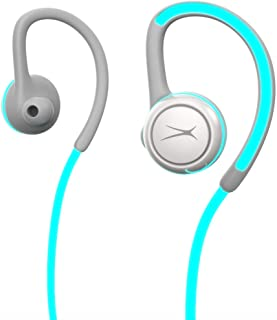 Altec Lansing MZX890-BLK 跑步蓝牙耳机 防汗 *轻便 8小时电池寿命 免提 防汗 电池寿命数小时 舒适贴合MZX890-WHT  均码