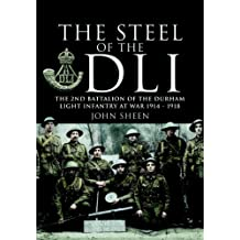 Steel of the DLI (2nd Bn 1914/18) (English Edition)