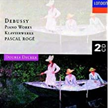 进口CD:Debussy:Piano Works(4430212A)