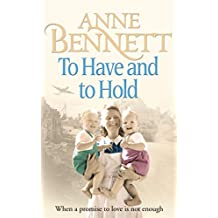 To Have and To Hold (English Edition)