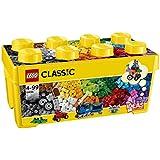 LEGO 乐高 拼插类玩具 Classic经典系列 经典创意中号积木盒 10696  4-99岁 积木玩具