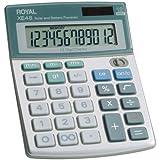 皇家 XE 48台式 BASIC calculator 灰色标准函数计算器