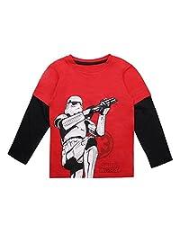 星球大战男孩款 imperial Trooper 长袖上衣