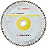 Bosch 2608615039 钻石圆盘通用涡轮 230 x 22.33 毫米