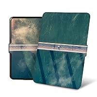 Kindle Paperwhite保护套(适用于1代、2代和3代)KPW3保护皮套 亚马逊958元版电子书阅读器保护壳 全新Kindle Paperwhite3彩绘休眠保护套 (paperwhite, 一路向西)