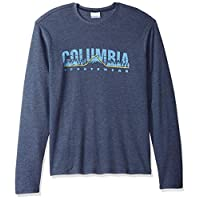 Columbia 男士 Ketring 图案长袖衬衫