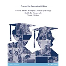 How To Think Straight About Psychology: Pearson New International Edition (English Edition)