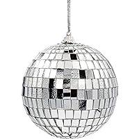 带挂环的镜球,反射光,派对喜爱,20.32 厘米