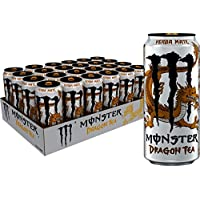 Monster Energy 龙茶,亚尔巴伴侣,15.5盎司(40g)(24包)