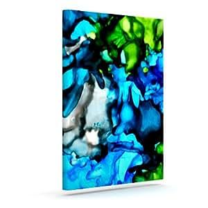 Kess InHouse Claire Day Chesapeake Bay 户外帆布墙壁艺术,60.96 x 76.20 厘米