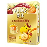 Heinz亨氏金装智多多牛肉蔬菜营养营养面条336g