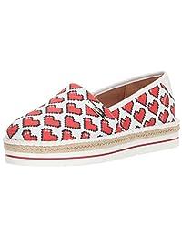Love MOSCHINO 女式 ja10103g15if0100运动鞋