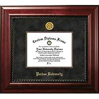 校园图像 NCAA 精神毕业文凭框架