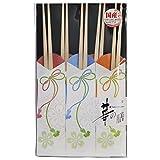 国产 庆祝用筷子 华之膳 筷子 5双 采用国产杉木材料 Q-070