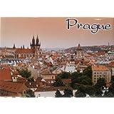 布拉格捷克共和国冰箱收藏家纪念品磁贴 6.35 厘米 X 8.89 厘米
