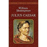 Julius Caesar (Dover Thrift Editions) (English Edition)