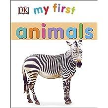 My First Animals (English Edition)
