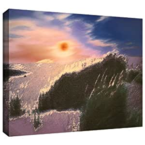 ArtWall Dean Uhlinger 'Windswept' Gallery-Wrapped Canvas Artwork, 24 by 32-Inch