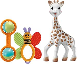 Sophie la Girafe Newborn Baby Set
