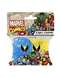 Marvel Comics Wolverine Loom Bands and Charm Pack (200 Bands, 6 Clips and 1 Charm)