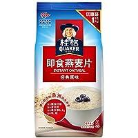 桂格即食燕麦片1000g(新老包装 随机发货)