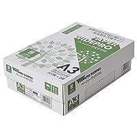 复印纸 B5 纸张加宽专业 日本色 5000张 500张×10册 parent 500张×3本 A3 白色