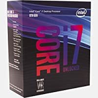 Intel 英特尔BX80684I78700K***八代酷睿i7-8700K处理器