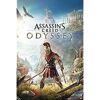Assassins Creed Odyssey 海报一张纸