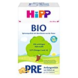 Hipp 喜宝Pre 奶粉 Bio(0-6个月),4盒装(4 x 600 克)