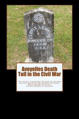 Avoyelles Death Toll in the Civil War