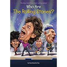 Who Are the Rolling Stones? (Who Was?) (English Edition)