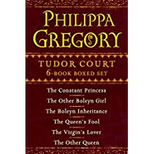Philippa Gregory's Tudor Court 6-Book Boxed Set: The Constant Princess, The Other Boleyn Girl, The Boleyn Inheritance, The Queen's Fool, The Virgin's Lover, ... and Tudor Novels) (English Edition)