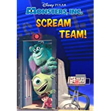 Monsters, Inc.:  Scream Team (Disney Chapter Book (ebook)) (English Edition)