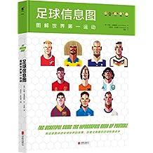 足球信息图:图解世界第一运动(附球星漫画贴纸)
