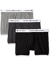 Tommy Hilfiger 男式内裤 3 条装经典棉内裤