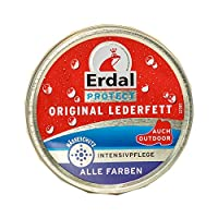 Erdal  皮革增脂膏(无色)150ml(进口)