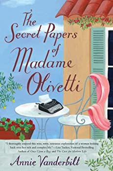 """The Secret Papers of Madame Olivetti (Nal Accent Novels) (English Edition)"",作者:[Vanderbilt, Annie]"