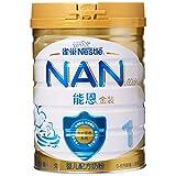 雀巢 Nestle  能恩1段  0-6个月婴儿配方奶粉 900g 罐装