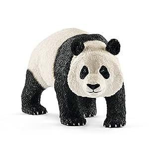 Schleich 思乐 Wild Life系列 动物模型 仿真收藏 儿童玩具 野生动物 仿真模型 大熊猫 SCHC14772