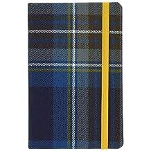 Waverley (M): Holyrood Tartan Cloth Commonplace Notebook