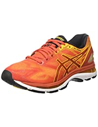 ASICS 亚瑟士 男 跑步鞋 GEL-NIMBUS 19  T700N-9693 灰色/银色/白色 42