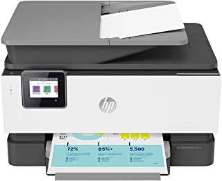 HP OfficeJet Pro AiO 热感应式喷墨技术 A4 无线局域网连接 黑色9010 Pro 9010 Not Applicable