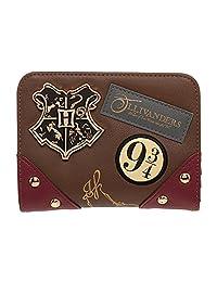 Harry Potter 女士双层翻盖钱包