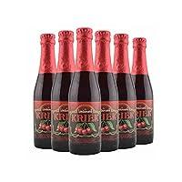 林德曼 比利时进口水果啤酒 Lindemans林德曼樱桃啤酒250ml*6瓶组合